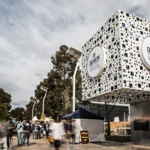 Deakin University, Melbourne